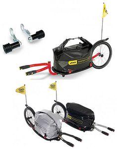 """Carrellino per bici Weber Monoporter 24""""-28"""" http://www.altoadige-shopping.it/info.php?cat=23&scat=242&prd=4061&id=13446"""