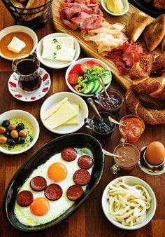 Breakfast a la Turca