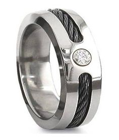 - Titanium Wedding Rings For Men