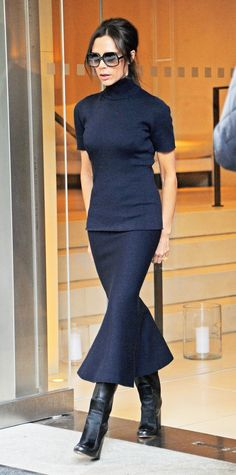 Style+Lessons+We+Learned+from+Being+Obsessed+with+Victoria+Beckham+-+Lesson:+Pair+a+Midi+with+a+Midi +-+from+InStyle.com