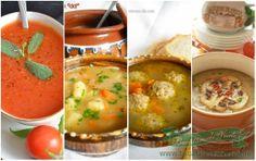 In perioada postului pregatirea de supe si ciorbe de poste o adevarata provocare pentru gospodine. Va aducem in atentie atat clasica ciorba de fasole de post, ciorba de legume de post,cat si supa zama cu cici de post, supa crema de ciuperci de post, supa crema de linte de post sau delicioasa ciorba cu perisoare
