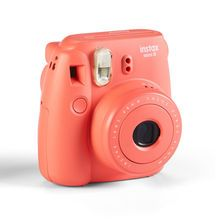 A Michaels exclusive, this fun and compact instant camera is perfect for capturing life as it happens. Easy to use, you can produce high quality, credit-card sized photos in an instant. The camera fea Poloroid Camera, Instax Mini 8 Camera, Fujifilm Instax Mini 8, Fuji Instax, Polaroid Pictures, Polaroids, Film Polaroid, Polaroid Ideas, Cute Camera