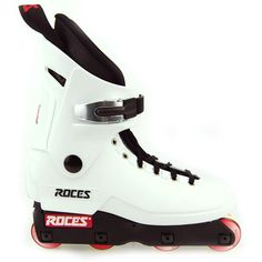 Roces skates and specifically the Roces M12 or Roces Majestic 12, have been around a long time. It's no surprise as these skates are sick. Slim design makes them light and perfect for all levels of skating.