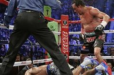 [Marquez knocks out Manny in 6th round