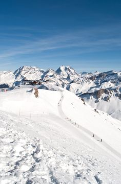 A ski guide to Méribel-Mottaret, part of the huge Three Valleys ski area in the French Alps – what to do on and off the slopes, travel and accommodation.