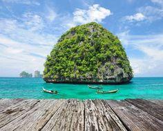 C'est la meilleure période pour découvrir le pays. Les îlots sont magnifiques et le pays regorge de ... - haveseen/123RF© haveseen/123RF