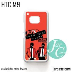 Twenty One Pilots Emotional Roadshow Phone Case for HTC One M9 case and other HTC Devices