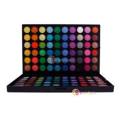 Hot Fashion Professional 120 Full Color Makeup Cosmetic Eyeshadow Palette 2# -- BuyinCoins.com