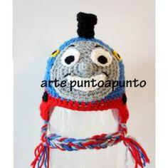 Thomas Totoro Jake Hora De Aventura Gorros A Crochet
