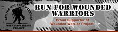 The 3rd Annual Run For Wounded Warriors August 4, 2012: Need to do this -- sure hope there's a 5K included!