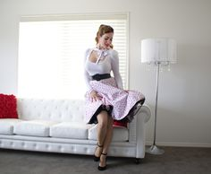 Miss Betty Doll : The Circle Skirt by Miss Hellpixie Review