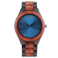 Blue Ocean Elegant Timepiece Watch