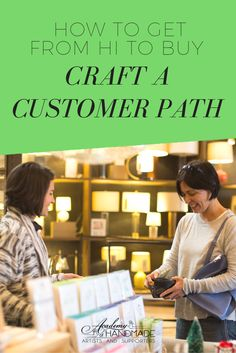 Struggling w/ figuring out why customers buy? Tara Swiger shares why a customer path is key.