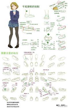 shoe angles