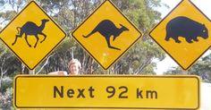 Australian signs..