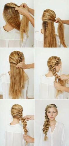 : Top 10 Beautiful Braided hair tutorials