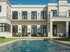 $31.75 Million Newly Built Neoclassical Waterfront Mansion In Miami Beach, FL   Homes of the Rich – The #1 Real Estate Blog