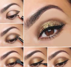 10 hottest makeup trends for spring 2014JASON WU LANCOME EYE CHART