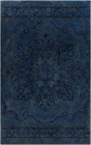This Mykonos rug exudes luxury for your interior. New from Surya. (MYK-5004) #laylagrayce #suryarugs