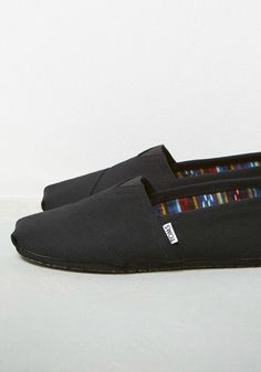 The shoe that started it all: TOMS Classics.