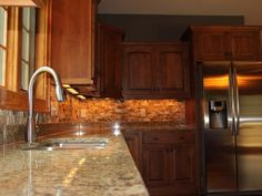 Photo of Brown Kitchen project in BLOWING ROCK, NC by Vpc Builders Inc