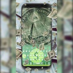 Cash Cash, Cash Money, Digital Revolution, Dollar Sign, Close Your Eyes, Billionaire, Make You Feel, Cheetah, Keyboard