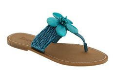 "Enzo Angiolini -""Fiama-Flower Sandals....Love ♥♥♥"