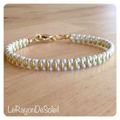 DIY Jewelry: Superduo beads