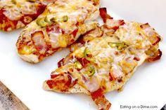 bacon bbq chicken