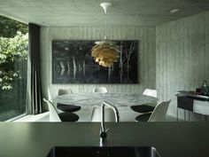 Concrete house by Schneider & Schneider – captured by Bergdorf