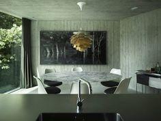 Concrete house by Schneider & Schneider – captured by Bergdorf