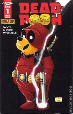 Dead Pooh (2012 Antarctic Press) 1E deadpool