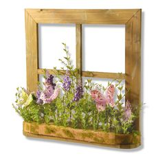 Sunflower Floral Arrangements, Hydrangea Arrangements, Butterfly Wall Decor, Butterfly Frame, Peonies And Hydrangeas, Faux Flowers, Lavender Flowers, Lavender Walls, Lavender Blossoms