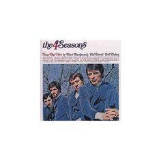 The 4 Seasons Sing Big Hits by Burt Bacharach...Hal David...Bob Dylan
