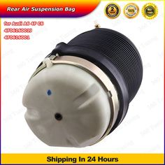 89.01$  Watch here - http://aliqwv.worldwells.pw/go.php?t=32790412024 - PNEUMATIC SPRING For Audi A6 4F C6 2005-2011 Rear Left Right Air Suspension Air Bags 4F0616001J Air Ride assembly