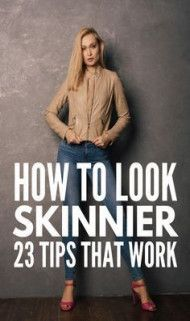 Dress To Look Thinner: 23 Slimming Fashion Tips That Work! How to Dress to Look Thinner: 23 Slimming Fashion Tips That Work! Fashion fashion tipsHow to Dress to Look Thinner: 23 Slimming Fashion Tips That Work! Fashion fashion tips Look Thinner, How To Look Skinnier, Look Fashion, Fashion Beauty, Womens Fashion, Fashion Trends, Dress Fashion, Fashion Tips For Women, Fall Fashion For Women Over 60