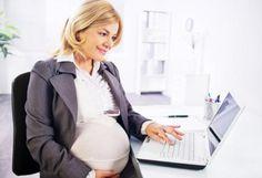 CARREIRA - Como comunicar a gravidez na empresa - Estou grávida! Como comunicar a empresa?  #gravidez #carreiraXgravidez #trabalho
