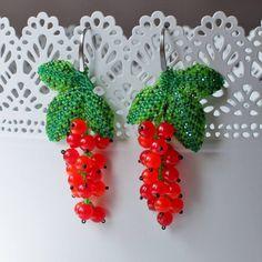 Wyróżnieni w Wyzwaniu Jewerly, Crochet Earrings, Jewelry Accessories, Beads, Jewelries, Beadwork, Beading, Jewlery, Jewelry Findings