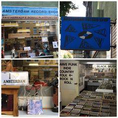 Soul Jazz, Big Music, Normal Life, Music Lovers, Amsterdam, Indie, Shopping, Dortmund