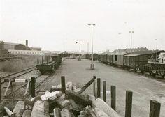 Vlaardingen Centrum 1980 achter Station centrum