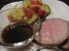 Simple Au Jus Gravy An easy, cheap and quick version of the gravy used for French Dip Subs. No need to buy those expensive dry mix packets anymore! Sauce Recipes, Beef Recipes, Cooking Recipes, Dip Recipes, Homemade Au Jus Sauce Recipe, Smoker Recipes, Aus Jus Recipe Beef Broth, Fast Recipes, Sauces
