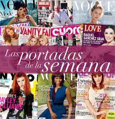 Las #portadas de la semana #revistas Broadway, Magazine Covers, News, Couples