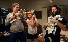 Download wallpapers The House, 2017, Comedy, new movies, Amy Poehler, Will Ferrell, Jason Mantzoukas