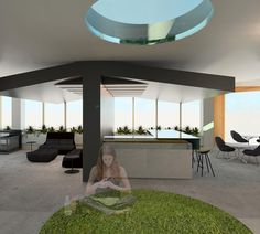 #interiordesign #architecture #design #rendering #revit #interiors #greendesign  #nonprofit #sustainability #sustainabledesign #publicspace #officedesign #skylight #grass #lounge #library #bar #cafe  #les #newyork #nyc Re-post by Hold With Hope