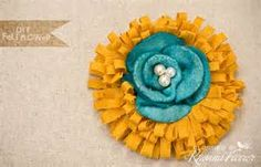 felt flowers - Yahoo Image Search Results