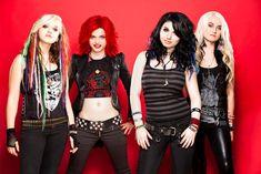 cherri bomb, my new favorite band!