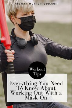 Should you wear a mask while working out? Is it safe to wear a mask while working out? Answering all those important fitness questions today! #fitness #workout Mental Health Awareness, Need To Know, Fitness Tips, Everything, Healthy Lifestyle, Workout, This Or That Questions, How To Wear, Work Out