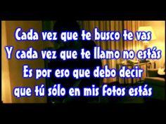 ▶ Fotografia Juanes & Nelly Furtado Letra - YouTube