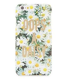 kate spade new york Oops A Daisy iPhone 6 Plus Case