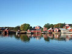 Turku Archipelago. Kökar harbor. Beautiful Islands, Beautiful Places, Baltic Sea, Archipelago, Helsinki, Beautiful Creatures, Denmark, Norway, Sweden